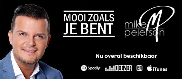 Mike Peterson - Mooi Zoals Je Bent