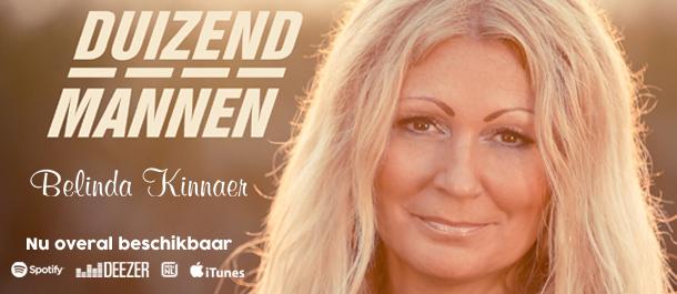 Belinda Kinnear - Duizend Mannen
