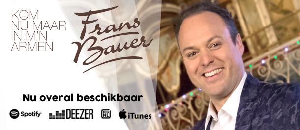 Frans Bauer - Kom Nu Maar In M'n Armen Cover